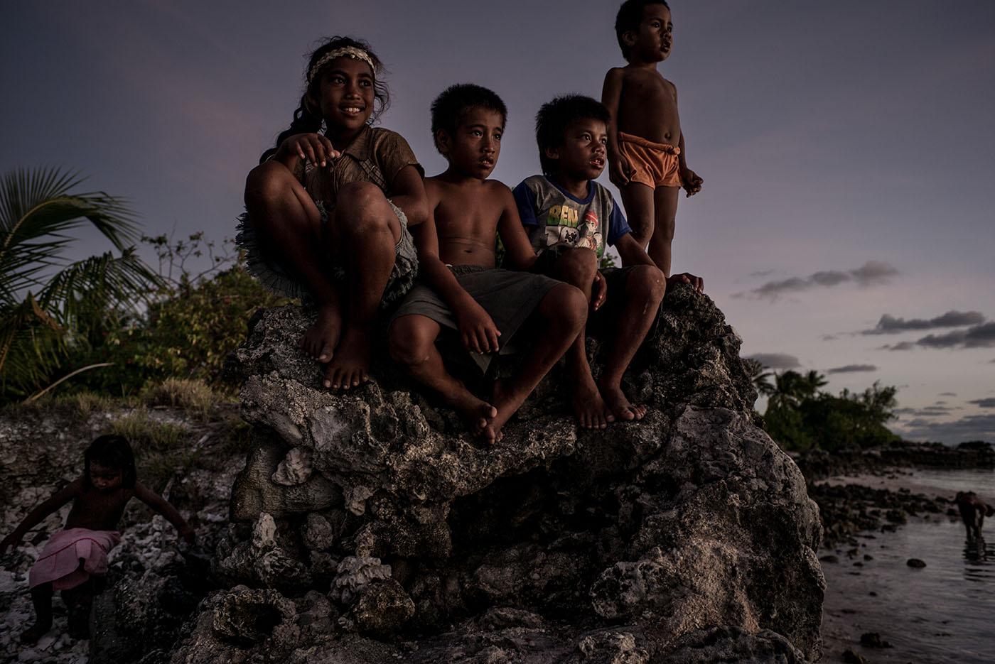 Abiang, Kiribati © Gianluca Panella 2014